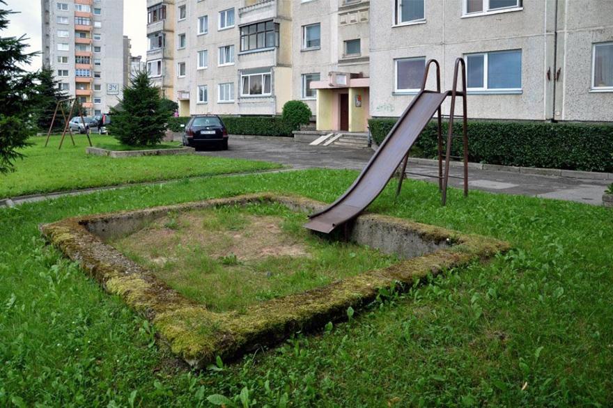 Playground by Evelina Simkute, 2012